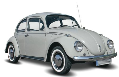 Revell '68 Volkswagen Beetle Plastic Model Kit (Highly Detailed Model Car compare prices)