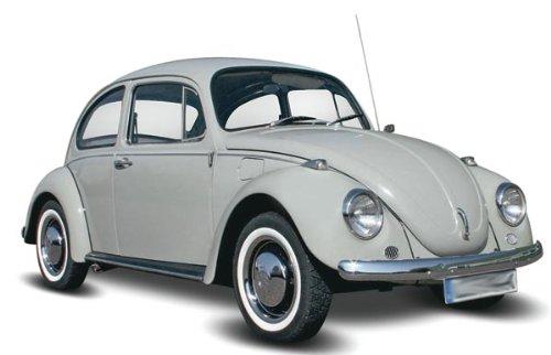 Revell '68 Volkswagen Beetle Plastic Model Kit (Plastic Models compare prices)