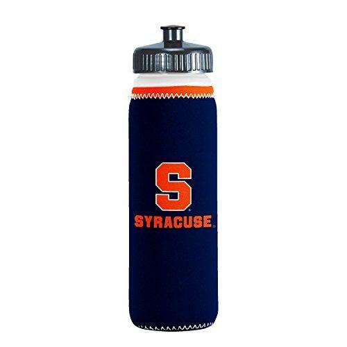 ncaa-syracuse-orange-van-metro-squeezable-ldpe-water-bottle-blue-22-ounce-by-kolder