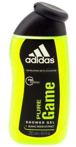 adidas Pure Game Pro Energy Shower Gel 250ml (N13)