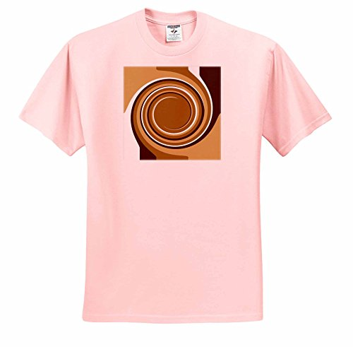 russ-billington-designs-coffee-colored-whirlpool-abstract-design-t-shirts-youth-light-pink-t-shirt-m
