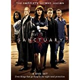 Sanctuary: The Complete Second Season ~ Amanda Tapping