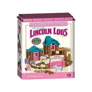 lincoln-logs-little-prairie-farmhouse-pink-by-knex-toy-english-manual