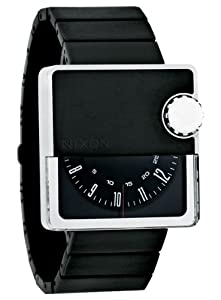 Nixon Murf Watch - Men's Black, One Size