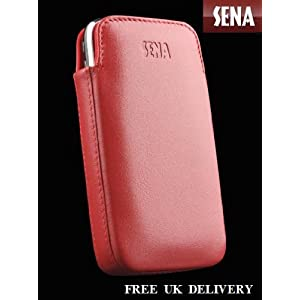 Sena Elega Leather Pouch for iPhone 4 / 4S