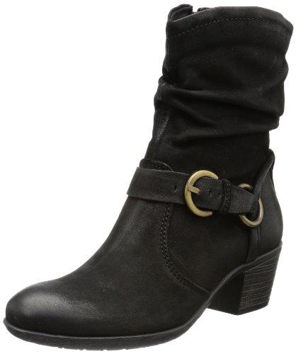 Mjus 140237 Boots Womens Black Schwarz (nero 6002) Size: 6.5 (40 EU)