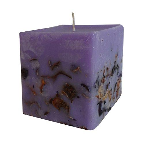 Lavender-Aromatherapy-Candle-Bulgarian