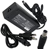 AC Adapter Power Supply Charger+Cord for HP HDX HDX-18 Pavilion dv5-1100 dv7-1275dx