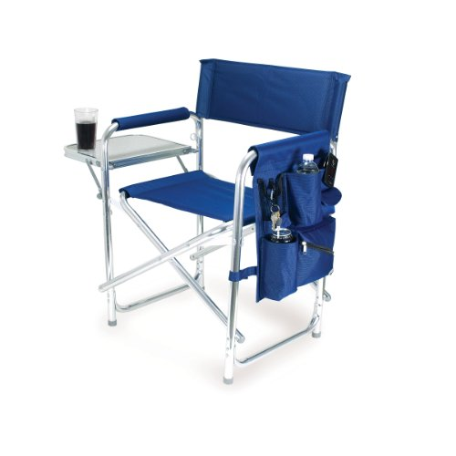 picnic-time-portable-folding-sports-chair-navy