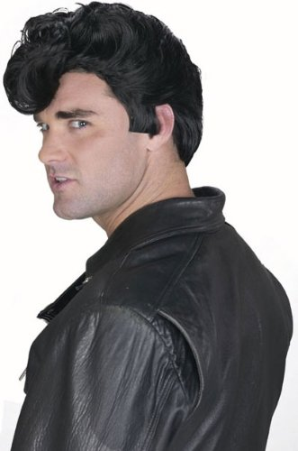 Grease Danny Costume Wig