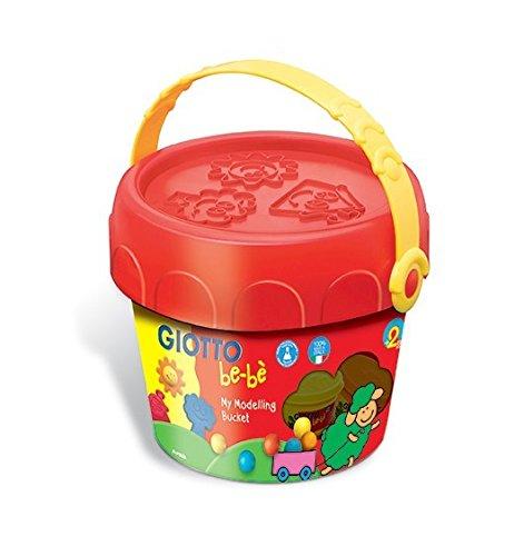 giotto-be-be-467600-pack-de-5-botes-de-pastas-para-jugar-y-accesorios