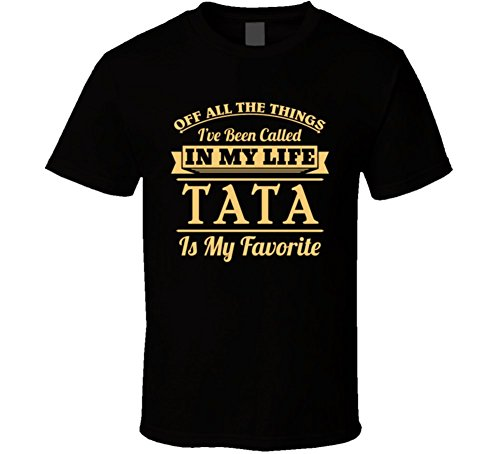 being-called-tata-czech-dad-is-my-favorite-fathers-day-gift-present-t-shirt-l-black
