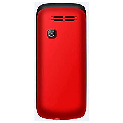 I KALL N1(3G+Wifi Voice Calling) with K11 (Red) Feature Phone