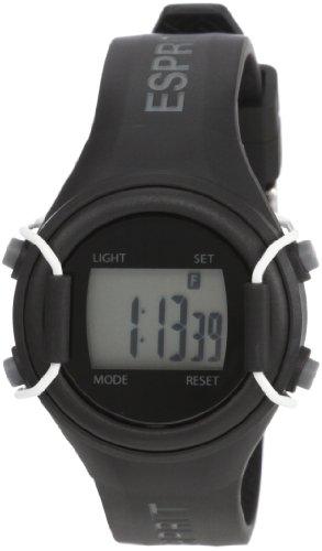 Esprit Kids Watches hottest offer: Esprit Kids' ES900624002 Sports Star Black Digital Rubber Watch