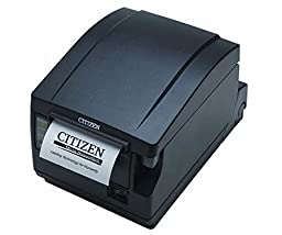 Citizen CTS651,THERM POS, ETHR,WIFI, BLK, FRONT EXIT