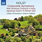 Holst : Cotswolds Symphony