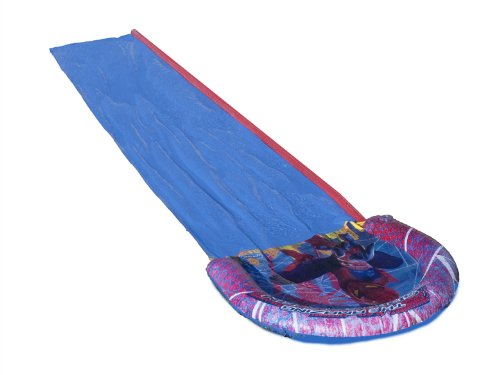 SwimWays 27093 Water Slide, Spiderman - 1