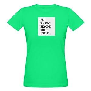 CafePress No Spoons one direction Organic Women's T-Shirt d Organic Wo