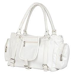 Austin Klein Women's Stylish Handbag White -AK-253