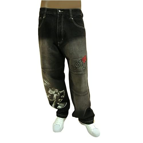 Lot 29 Bugs Bunny Luxe Jeans at Amazon Men's Clothing store: