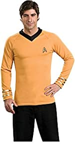 Star Trek Classic Deluxe Shirt Costume