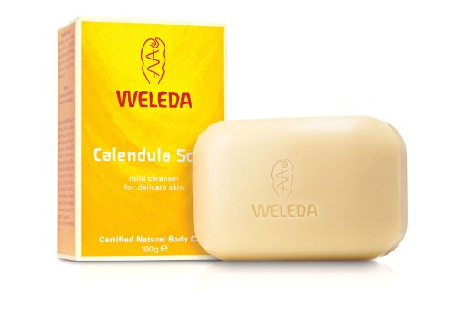 Weleda Calendula Soap, 3.5-Ounce (Pack of 2) - 1