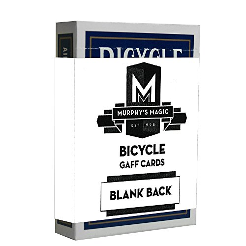 MMS Blank Back Bicycle Cards