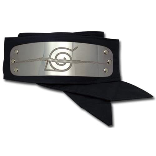 Naruto: Anti Leaf Village Logo Anime Headband