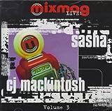 Sasha Mixmag Live! Vol. 3