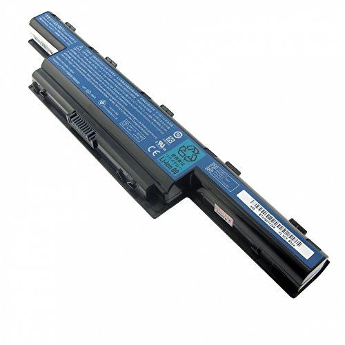 Batterie originale AS10D31, Li-Ion, 10.8V, 4400mAh, noir pour Acer Aspire 5253