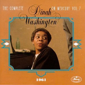 Dinah Washington - The Complete Dinah Washington On Mercury Vol. 7 (1961) (Disc 2) - Zortam Music