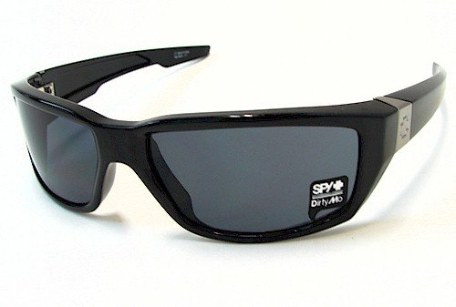 SPY OPTIC Dirty Mo Sunglasses DVBS00 Black Shades