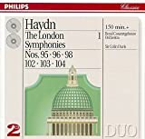 Haydn: London Symphonies, Vol.1