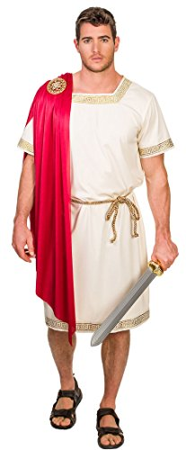 Adult Caesar Costume - Adult Std.