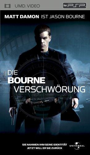 Die Bourne Verschwörung [UMD Universal Media Disc]