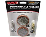 Gamo Combo Pack .22 Caliber Performance Pellets (Platinum, Armor PBA, Raptor PBA, Rocket)