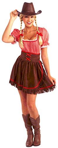 Cowpoke Cutie Costume