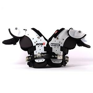Buy Football shoulder pads VISION II barnett by barnett Sports USA