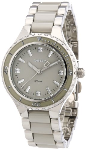 DKNY Women's Quartz Watch Broadway 3 Hand NY8501