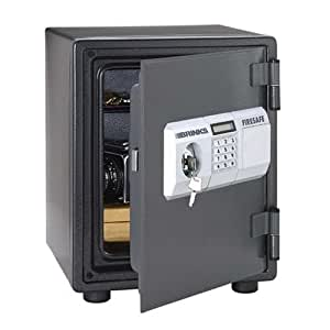 Brink 39 s home security 5054 1 hour steel fire safe for Brinks home security