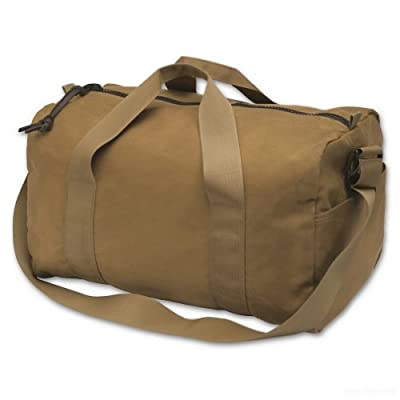 Filson Tin Cloth Small Duffle (Tan)