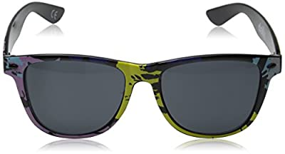 Neff Daily Sunglasses Brush Strike Lens Mens