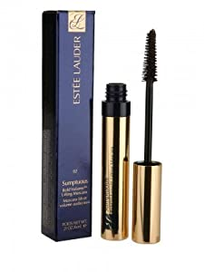 Estee Lauder Sumptuous Bold Volume Lifting Mascara Black for Women, 0.21 Ounce