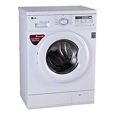 LG FH0B8NDL22 Front Loading Fully Automatic Washing Machine, 6 Kgs