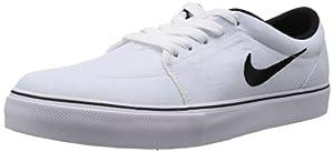 Nike Schuhe Herren Nike satire canvas White/black-white-black, Größe Nike:10
