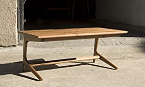 Semigood design rn05a rian cantilever coffee for Coffee tables 16 inches high
