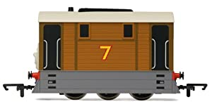 Hornby R9046 Thomas and Friends Toby The Tram 00 Gauge Locomotive