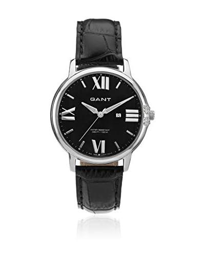 Gant Reloj con movimiento Miyota Brighton W10861 Negro 38 mm