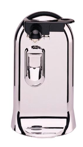 Kenwood CO606 3-in-1 Can Opener with Knife Sharpener and Bottle Opener, 40 Watt, Chrome