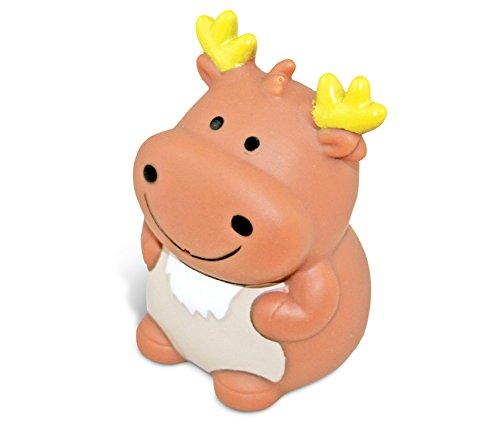 WeGlow International Bath Buddies - Moose (Pack of 2)